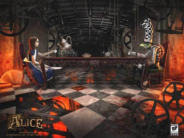 American mcgee´s Alice, exelente opcion para los que gustan de lo elegantemente retorcido.