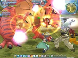 En Dragon Ball Online uniremos fuerza con otros jugadores para conseguir nuestros objetivos