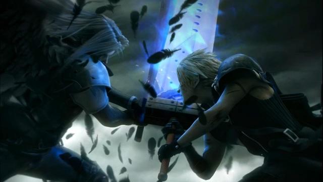 Las escenas extendidas estan muy bien incorporadas, ademas de que se les han añadido detalles a las ya existente, un ejemplo, fijense en las heridas de Cloud al luchar contra Sephiroth