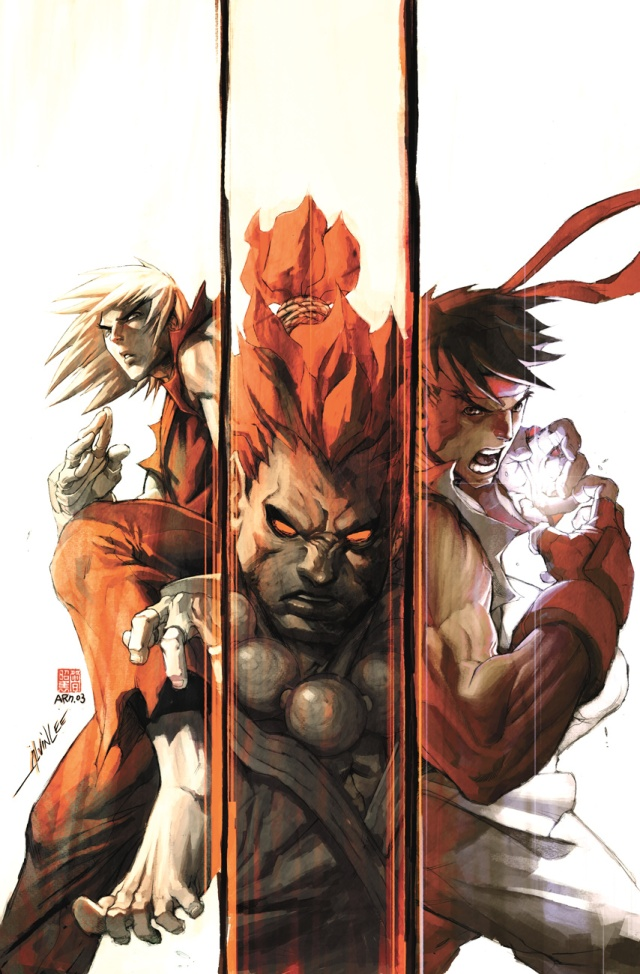 Street_Fighter_6_Cover_by_UdonCrew