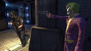 En la version de ps3 podremos usar al joker